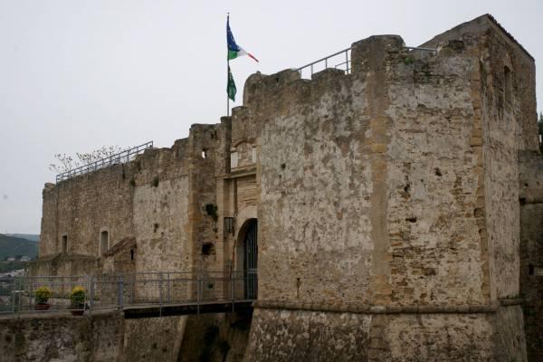 Agropoli-Castello Aragonese
