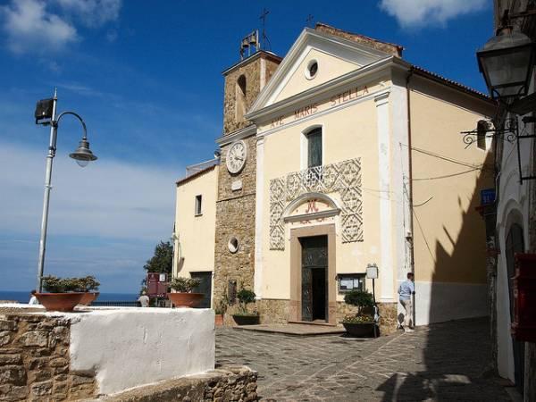 Agropoli-Chiesa Madonna Costantinopoli