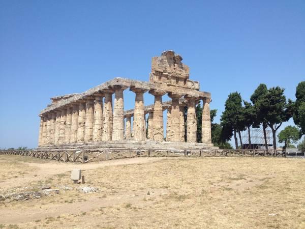 Paestum-Tempio di Hera